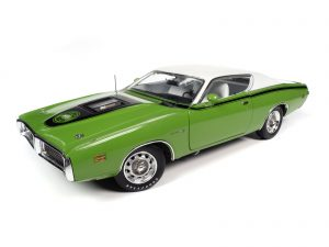 AMERICAN MUSCLE 1971 DODGE CHARGER SUPER BEE (CLASS OF 1971) 1:18 SCALE DIECAST
