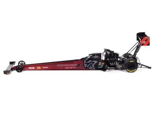 AUTO WORLD 2021 LEAH PRUETT TOP FUEL DRAGSTER 1:24 SCALE DIECAST