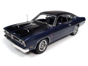 AMERICAN MUSCLE MR. NORM'S 1971 DODGE DEMON GSS (CLASS OF 1971) 1:18 SCALE DIECAST