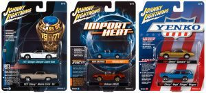 JOHNNY LIGHTNING 2021 RELEASE 3 VERSION B (2-PACK) 1:64 SCALE DIECAST